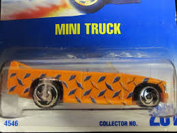 100 Mini Truck Wheels Hot 231 Orange Blue Wsb S By Hot