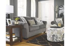 Nolana Charcoal Sofa Set by Makonnen Queen Sofa Sleeper Ashley Furniture Homestore