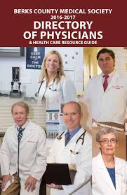 Manor Care Sinking Spring Pa by Berks County Medical Society Directory Of Physicians By Hoffmann
