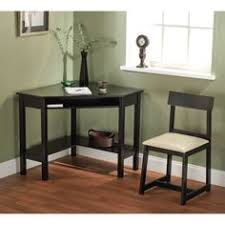 Black Writing Desk And Chair by Large Black Corner Writing Desk Chair Home Home Office