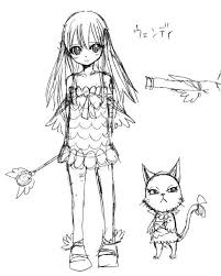 Fairy Tail Carla Coloring Pages Lovely Wendy Marvell Wiki