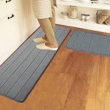 tapis pour cuisine 50x80 cm 50x160 cm set pour la cuisine tapis doux velours