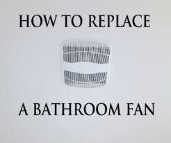 Installing Bathroom Fan Without Attic Access by How To Replace A Bathroom Exhaust Fan 12 Steps With Pictures