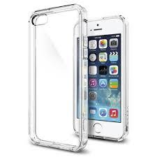 silicone gel iphone 5 5s transparent souple tpu etui bumper