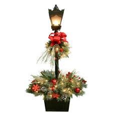 4 Ft Pre Lit Christmas Tree by Ge 4 Ft Indoor Outdoor Pre Lit Scotch Pine Artificial Christmas
