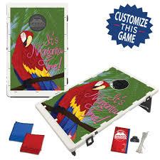 Margarita Parrot Bean Bag Toss Game By BAGGO