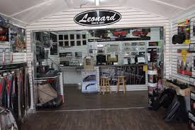 Hickory, NC Leonard Storage Buildings, Sheds And Truck Accessories