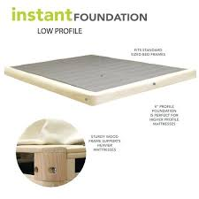 lowboy bed frame low profile king bed frame invacare full electric