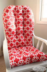 Custom Gray Chevron Rocking Chair Cushions Rocking Chair Gold Metal ... Amazoncom Classic Polyester Outdoor Rocking Chair Cushion With Ipirations Interesting Bar Stool Cushions For Your Cozy Stools Dings Kitchens Ding Room Chair Cushions Charlton Home Inoutdoor 192450213694 Ebay Tufted With Ties Wicker Replacement Set Bali Ikat Stone Grey Kitchen Seat Patio Fniture Rocking Cushion Sets Adirondack Amusing Pads House Decor Pads Xxl W Cotton Duck Solid Color Lounge Back
