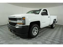 New 2018 Chevrolet Silverado 1500 Work Truck 2 Door Cab; Regular In ...