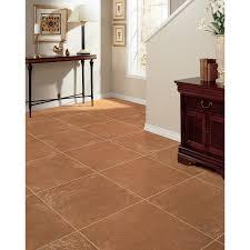 shop interceramic 14 pack murcia cobre glazed porcelain floor tile