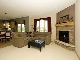 Living Room Corner Ideas by Decoration Corner Stone Fireplace Designs Interior Decoration