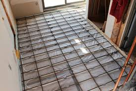 Pex Radiant Floor Heating by Installing A Water Boiler The Journey Johnny D Blog