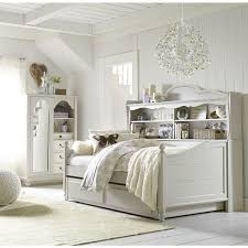 Legacy Classic Kids Inspirations Daybed Bookcase Bedroom Set Morning Mist Small White Bedside Cabinet Modern Coffee Bedside Table Diy Plan