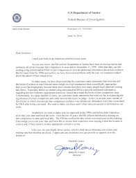Director ey Letter to Additional Governors on State Reviews — FBI