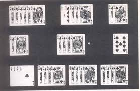 deck pinochle 4 player pinochle variations
