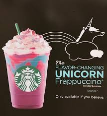 The Essentials That A DIY Unicorn Frappuccino Needs