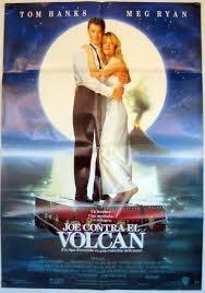 joe contra el volcan movie poster joe versus the volcano