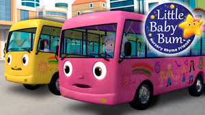 Wheels On The Bus | Part 8 | Little Baby Bum | Nursery Rhymes For ...
