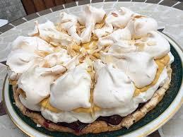 kirsch baiser torte
