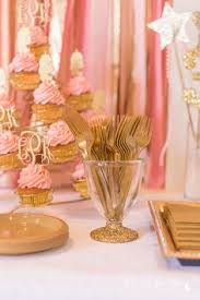 Pink And Gold Birthday Themes by Pink And Gold Birthday Party Ideas Gold Birthday Birthdays And Gold