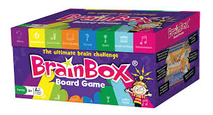 Amazon BrainBox Board Game