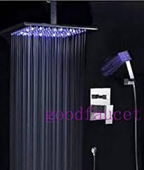 luxurious shower neue regen decke badezimmer dusche