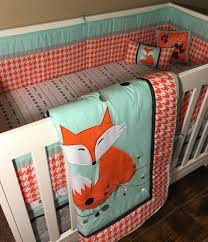Bacati Crib Bedding by Dkl Clever As A Fox Crib Bedding Set Bed Sets Foxes And Babies