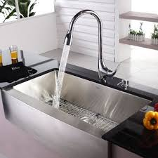 Kraus Sinks Kitchen Sink by Kraus 35 9