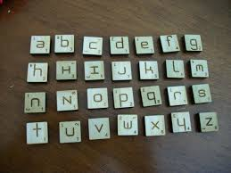 Scrabble Tile Value Change by Ambigrammic Letter Tiles