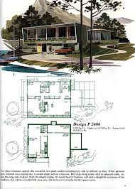 The Retro Home Plans by House Plans And Home Designs Free Archive Mid Century