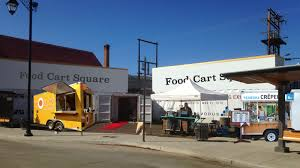 Growing Appetite For Food Cart Plaza In Downtown Vernon - InfoNews