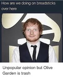 ✅ 25 Best Memes About Olive Garden
