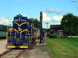 Huckleberry Railroad Halloween by Ohio Train Rides And Museums