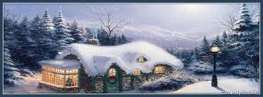 Thomas Kinkade Christmas Tree Cottage by Thomas Kinkade Christmas Cottage Facebook Cover Christmas