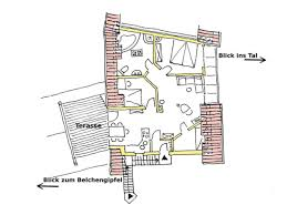 100 Attic Apartment Floor Plans Holiday Apartment Casa Alma Neuenweg Company Casa Alma