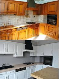 repeindre meuble de cuisine en bois peinture bois cuisine fabulous quelle peinture pour repeindre