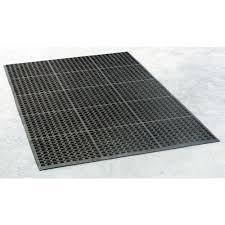 Oxgord Rubber Floor Mats by Flooring Black Garage Camper Vanoor Checker Plate Rubberooring