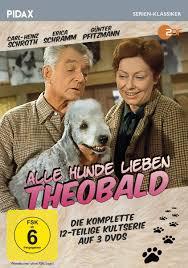 alle hunde lieben theobald die komplette serie 3 dvds