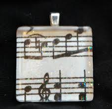 how to make glass tile pendants
