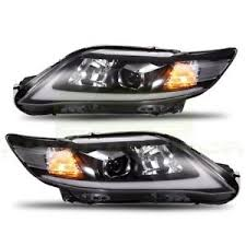 light led drl headlights l for toyota camry 2010 2011 ebay