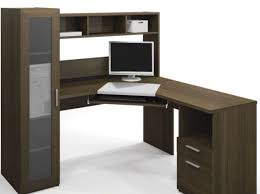L Shaped Computer Desk With Hutch by Desk Furniture Exciting L Shaped Desk With Hutch For