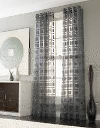 Modern Curtains 2013 For Living Room by Bedrooms Modern Bedroom Curtains White And Brown Curtain Designs