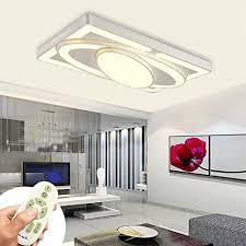 deckenle led deckenleuchte 78w wohnzimmer le modern deckenleuchten kueche badezimmer flur schlafzimmer weiß 78w dimmbar