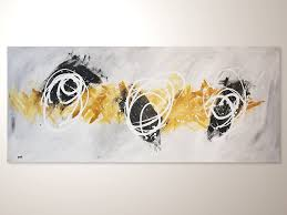 grosse acrylbilder kaufen abstraktes gemälde fürs wohnzimmer modern inspiration