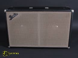 Mesa Boogie Cabinet 2x12 by 1963 Fender Bandmaster 2x12