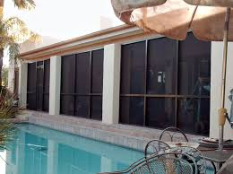 Roll Up Patio Screens by Home Arizona Sun Screen