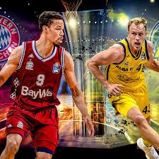 BBLFinale FC Bayern Basketball ALBA Berlin Heute Live Im Ticker