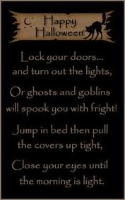 Poems About Halloween For Kindergarten by 95 Best Happy Halloween Poems Images On Pinterest For Kids