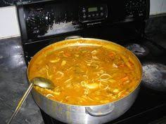 Traditional Haitian Pumpkin Soup Recipe by Haitian Pumpkin Soup Recipe Pumpkin Soup And Soups
